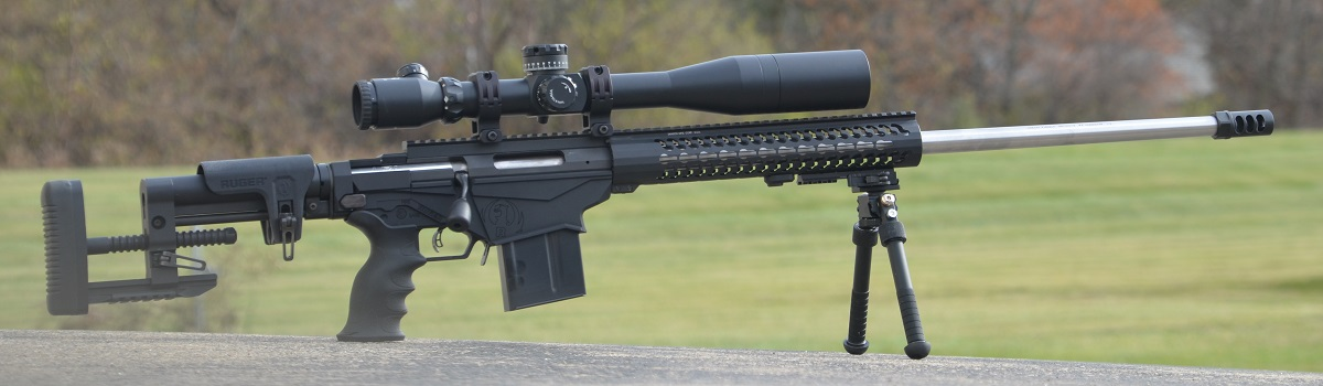 Krieger Barrels Ruger Precision Rifle